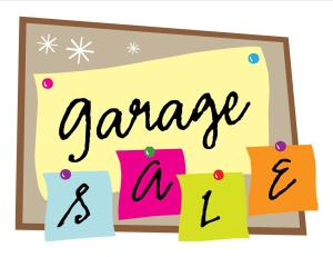 garage sale 6